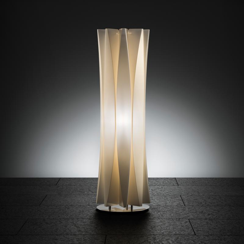 Floor lamp BACH M Gold