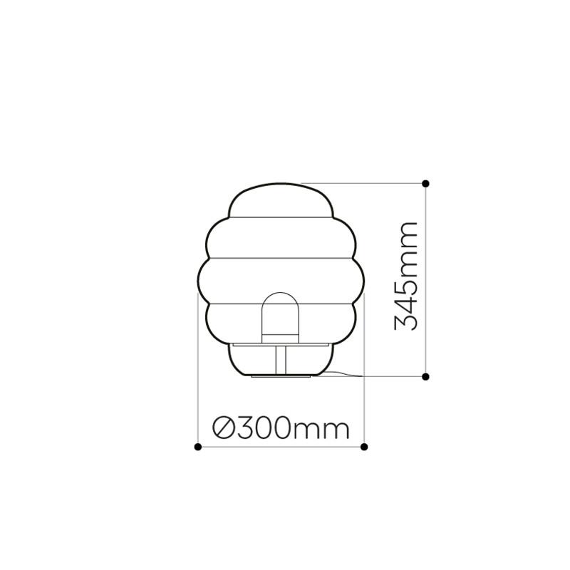 Floor lamp BLIMP SMALL