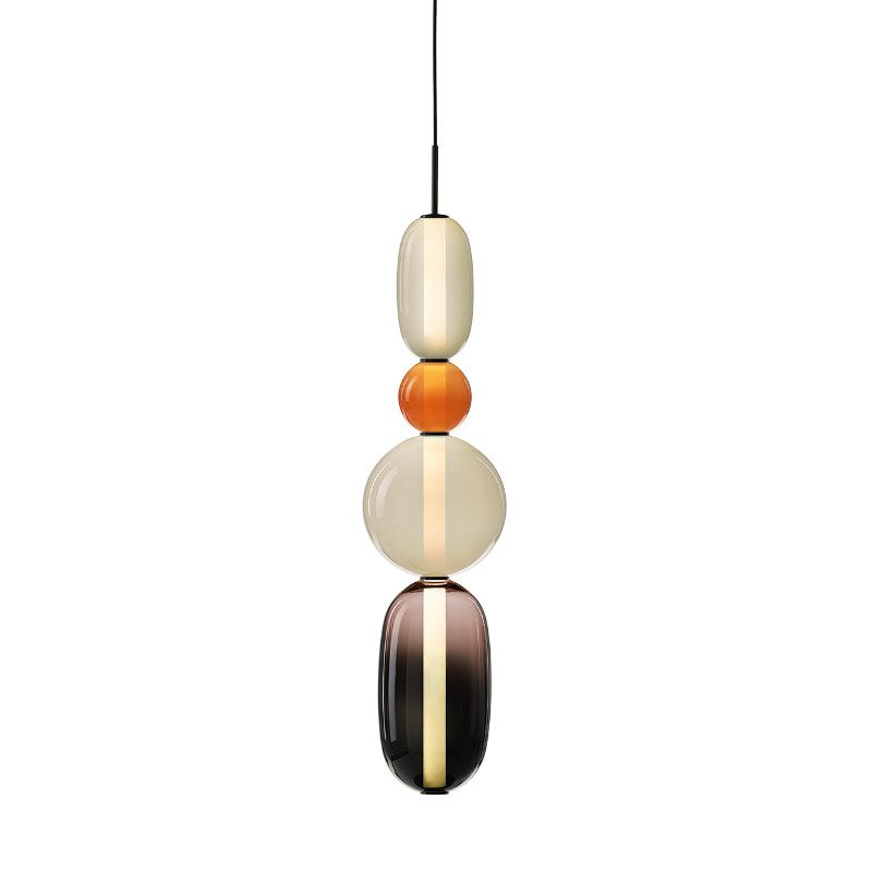 Pendant lamp PEBBLES LARGE var. 7