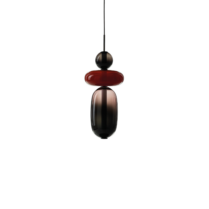 Pendant lamp PEBBLES SMALL var. 1