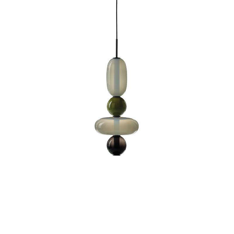 Pendant lamp PEBBLES SMALL var. 10
