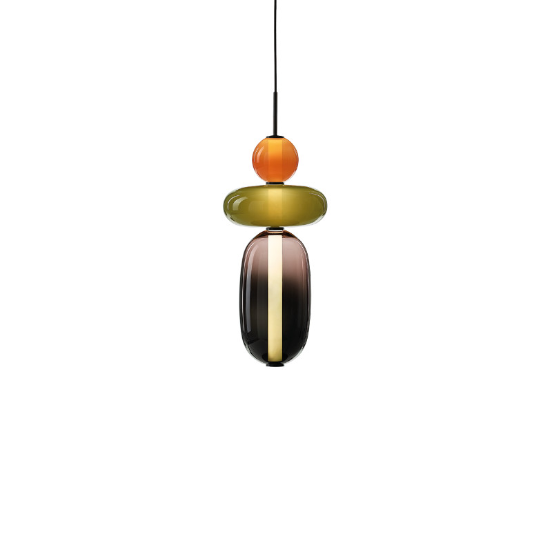 Pendant lamp PEBBLES SMALL var. 2