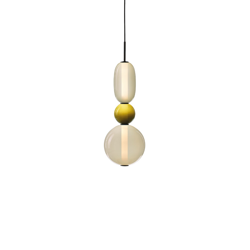 Pendant lamp PEBBLES SMALL var. 3