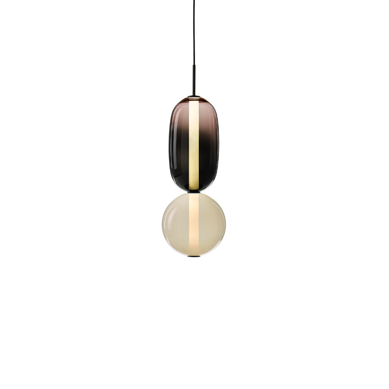 Pendant lamp PEBBLES SMALL var. 5