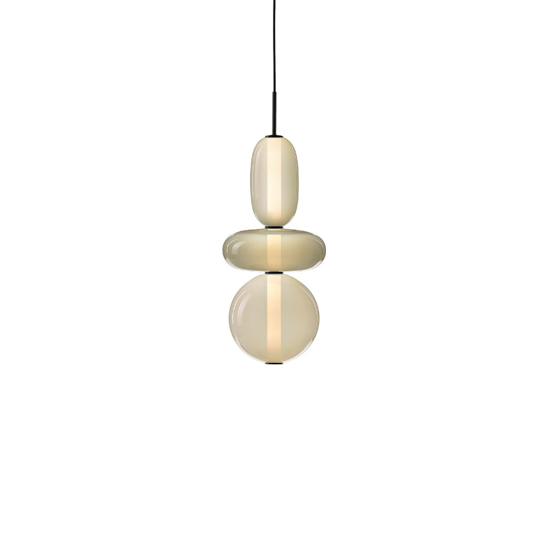 Pendant lamp PEBBLES SMALL var. 6