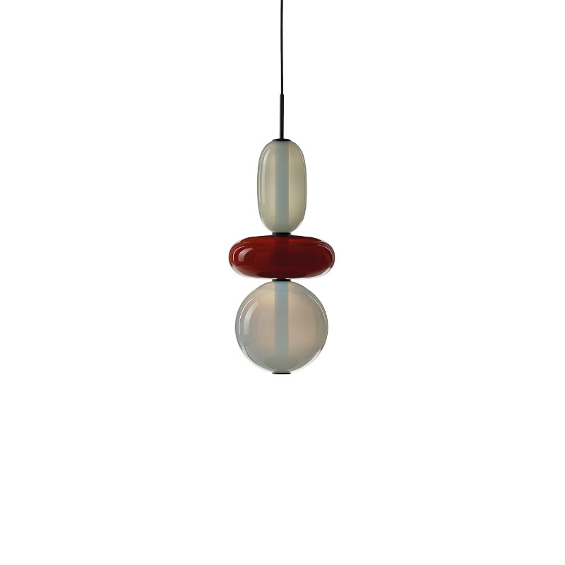 Pendant lamp PEBBLES SMALL var. 7