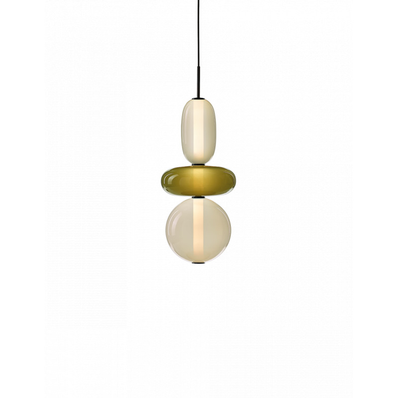 Pendant lamp PEBBLES SMALL var. 8