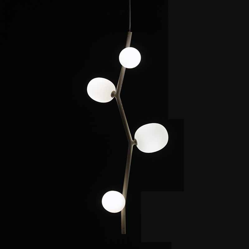 Pendant lamp IVY VERTICAL 970