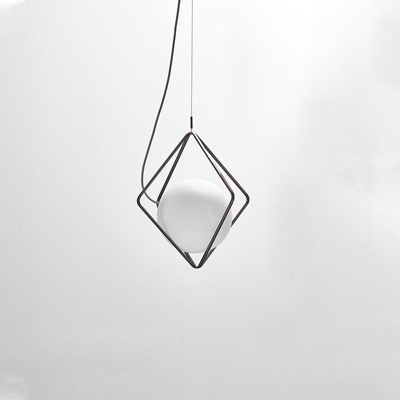 Hanging frame JACK O'LANTERN LARGE