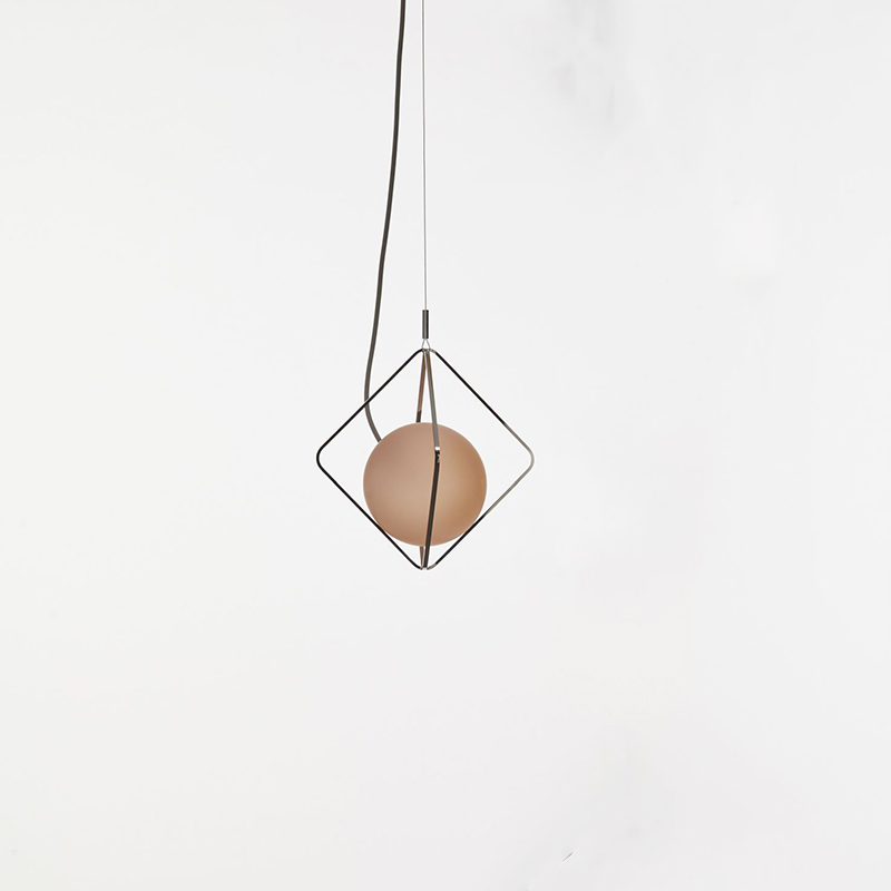 Pendant lamp JACK O´LANTERN SMALL SINGLE PENDENT ...