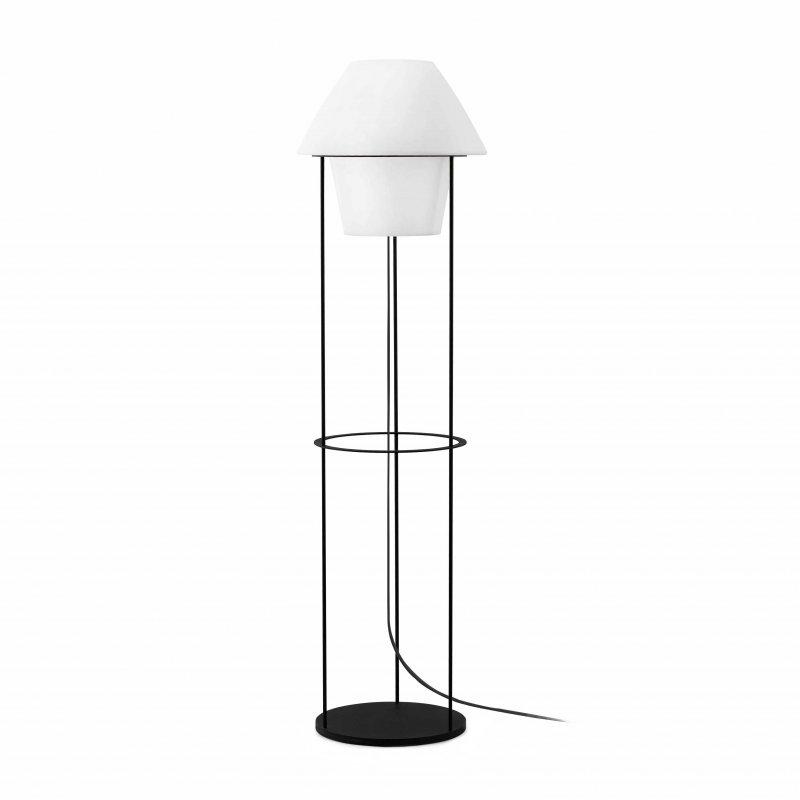 Garden lamp VERSUS White