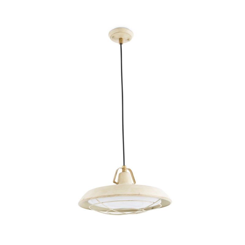 Pendant lamp PLEC LED Brown
