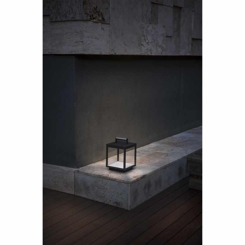 Garden lamp KERALA Dark Grey