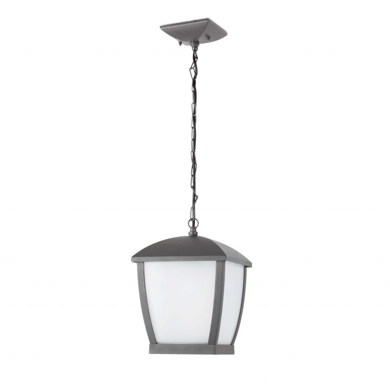Pendant lamp WILMA Dark Grey