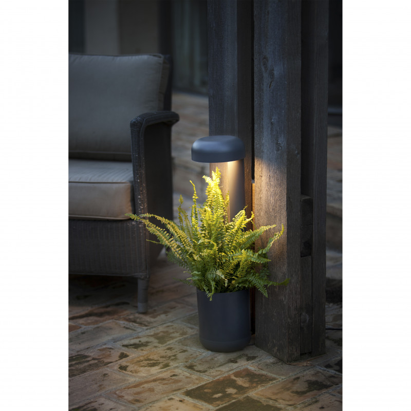 Floor lamp GROW Dark Grey