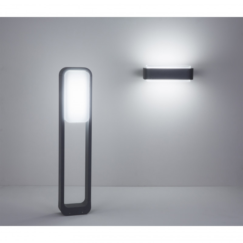 Floor lamp STICKER Dark Grey