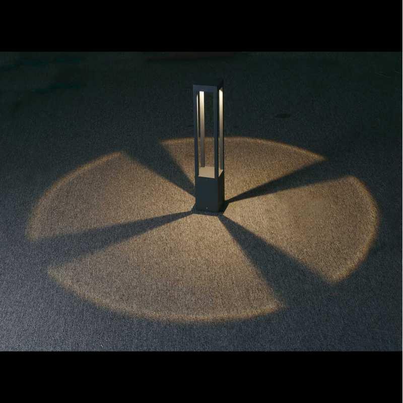 Floor lamp AGRA Dark Grey