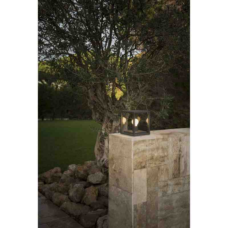 Garden lamp NALA Dark Grey
