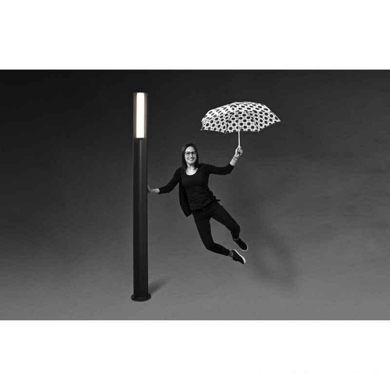 Floor lamp BU-OH! Dark Grey