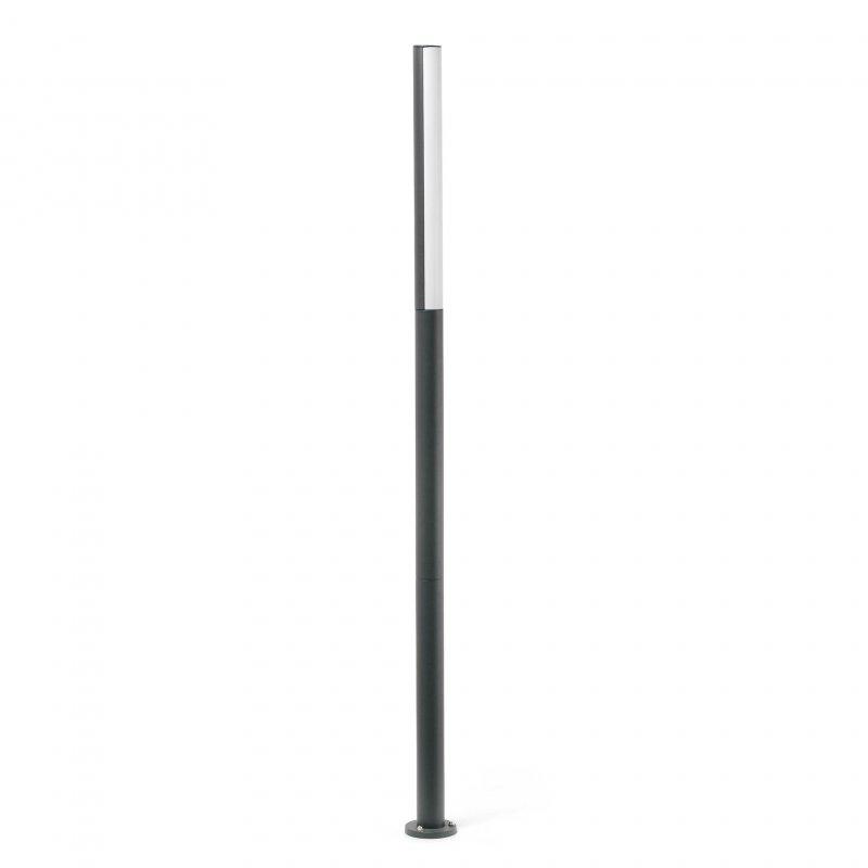 Floor lamp BERET Dark Grey