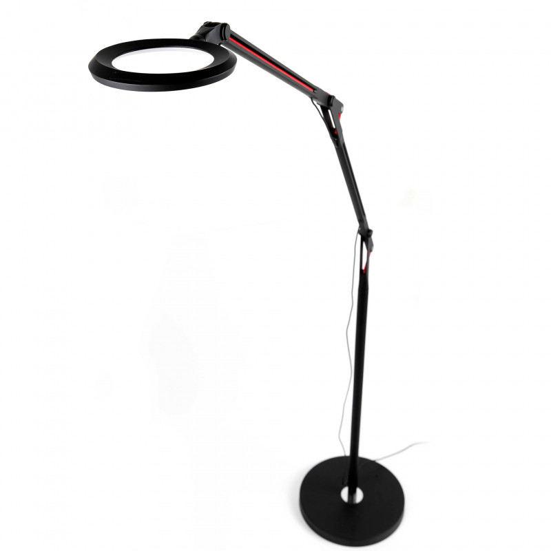 Floor lamp HALO Black