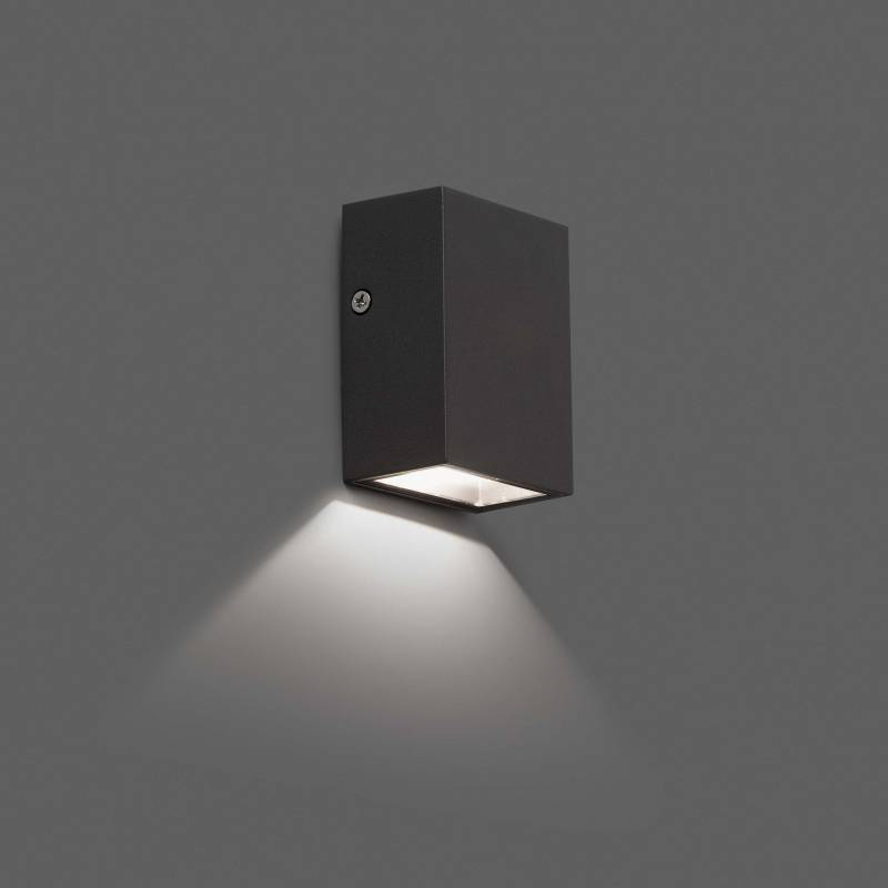 Wall lamp CANON Dark Grey