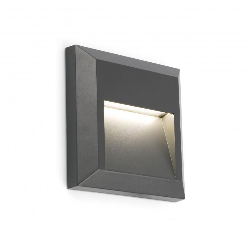 Wall lamp GRANT Dark Grey