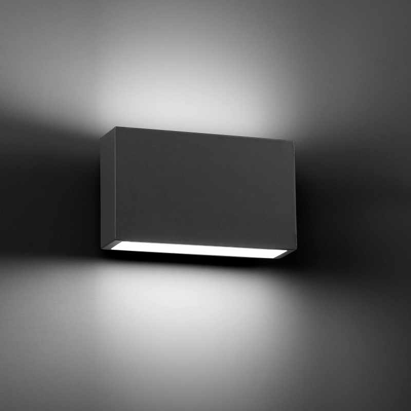Wall lamp TANE Dark Grey