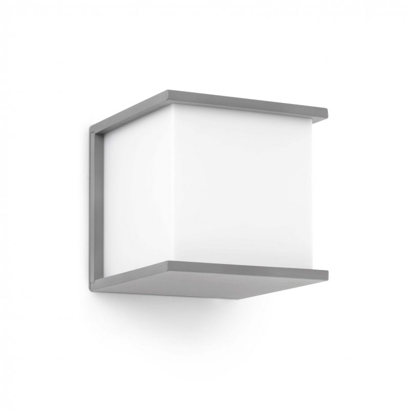 Wall lamp KUBICK Grey