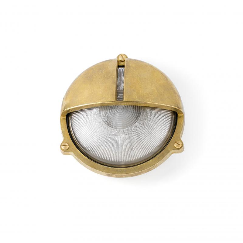 Wall lamp TIMON Brass