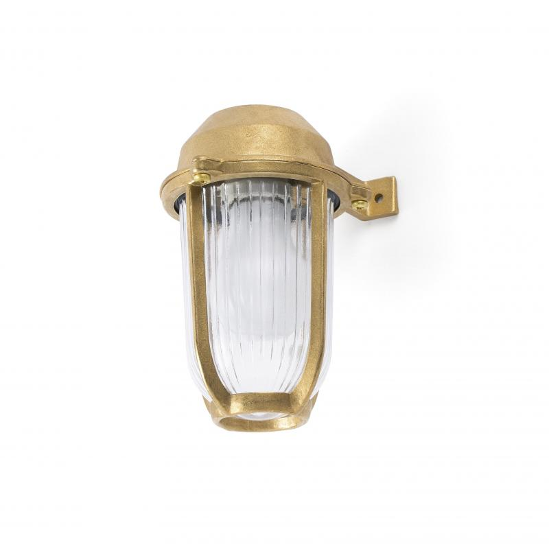 Wall lamp BORDA Brass