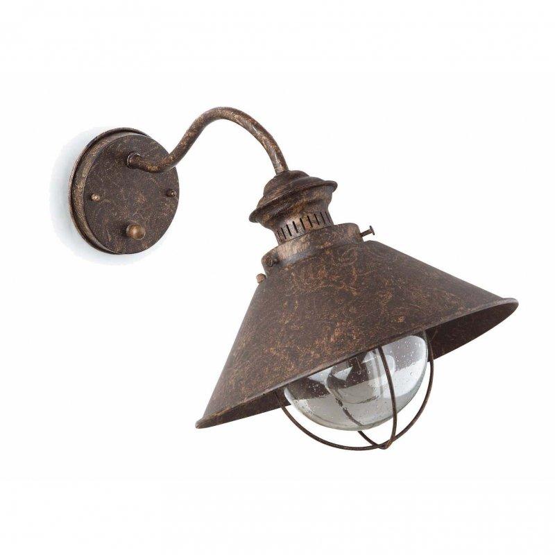 Wall lamp NAUTICA Rust Brown