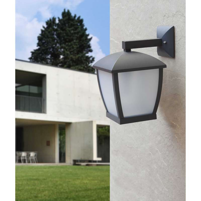 Wall lamp WILMA Dark Grey