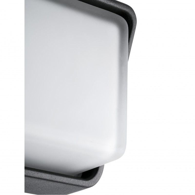 Wall lamp HALF Dark Grey
