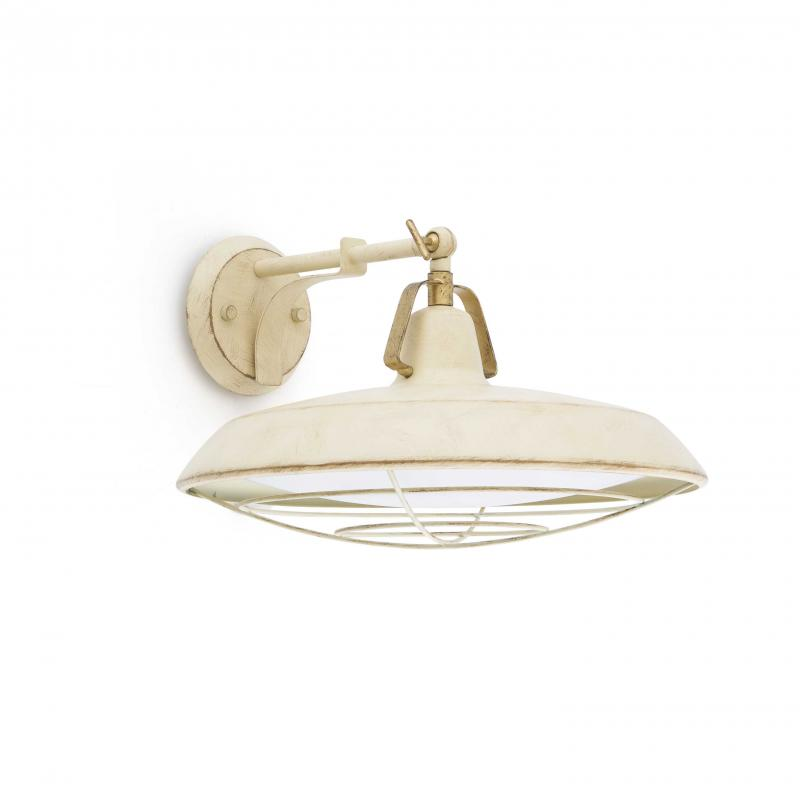 Wall lamp PLEC Old Brown