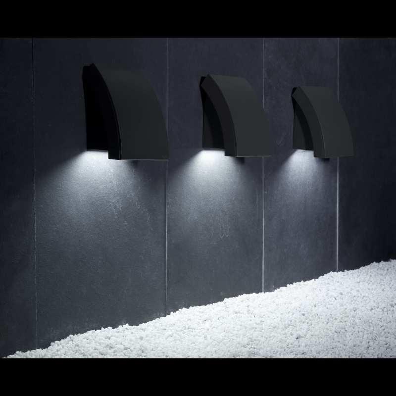 Wall lamp PROA Dark Grey