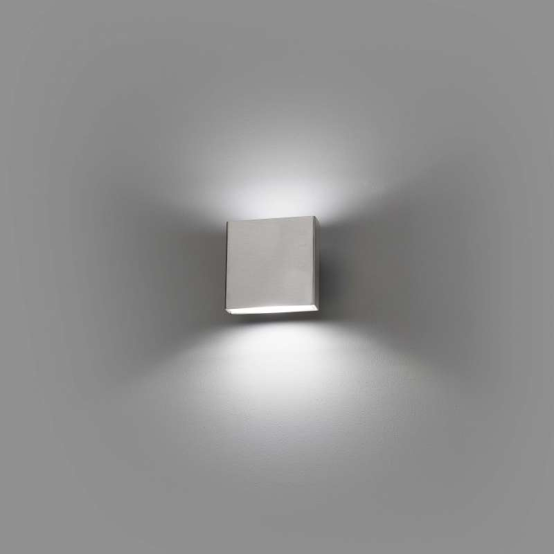 Wall lamp KAULA Matt Nickel