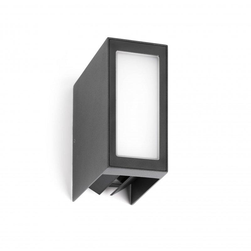 Wall lamp LOG Dark Grey