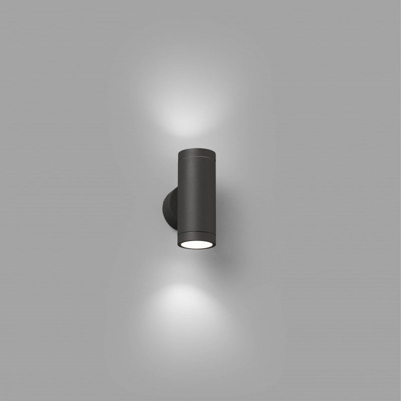 Wall lamp COBO Dark Grey