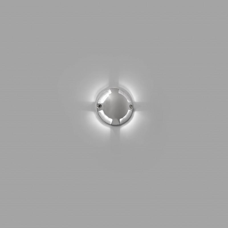 Wall lamp KEENAN-3 Nickel