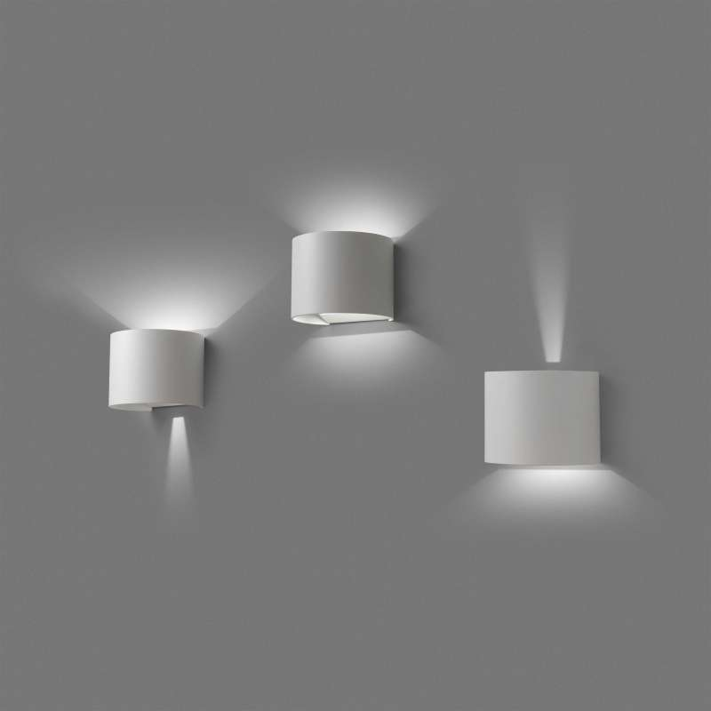 Wall lamp SUNSET White
