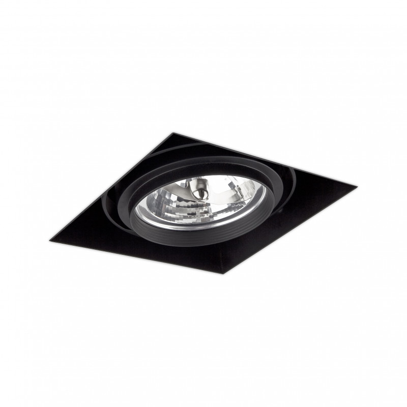 Downlight lamp GINGKO-1 Black