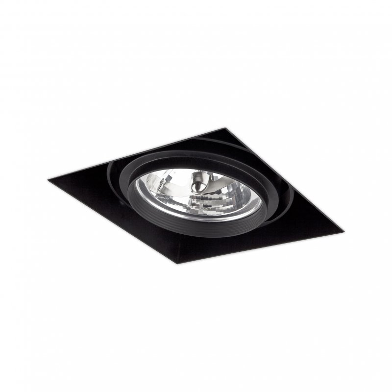 Downlight lamp GINGKO-1 Black