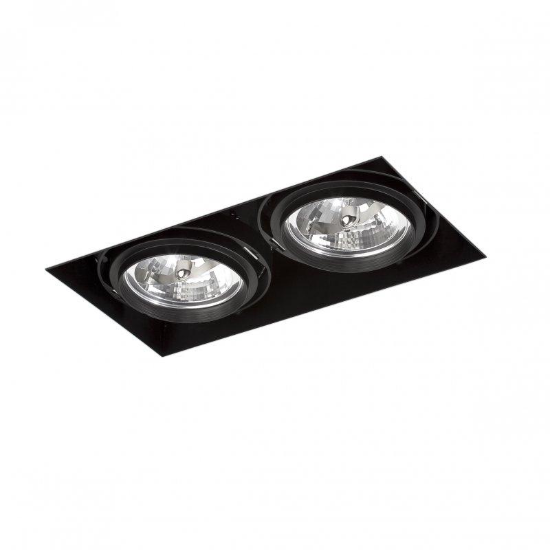 Downlight lamp GINGKO-2 Black