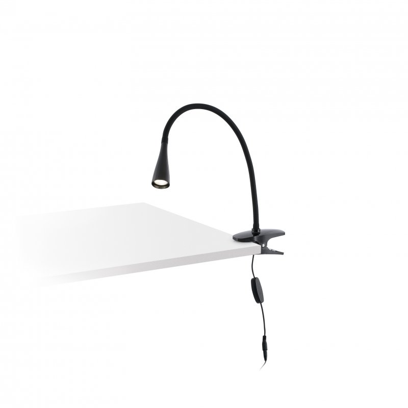 Table lamp LENA Black