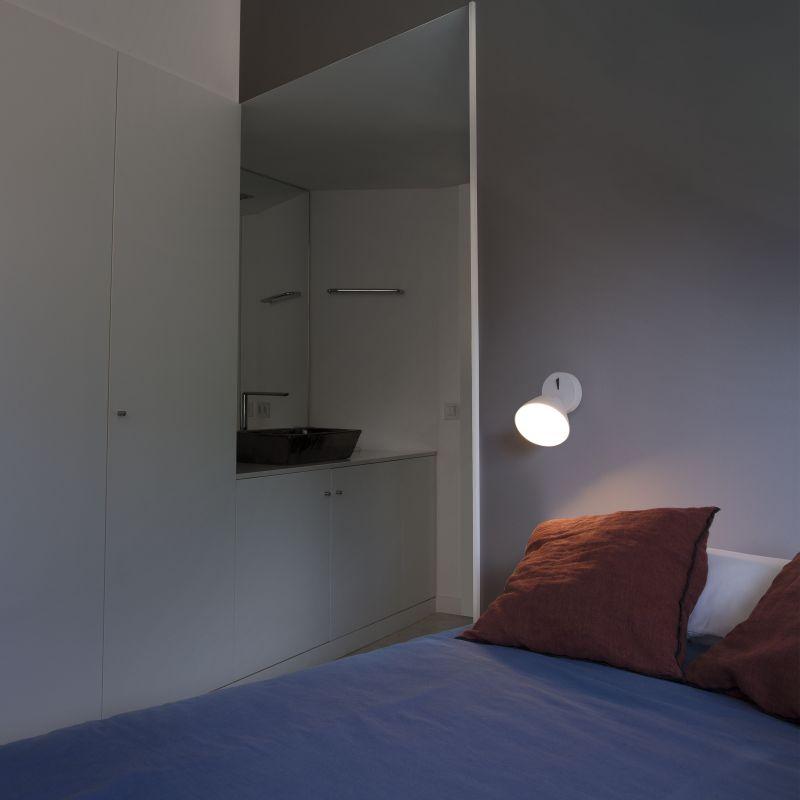 Wall lamp FLASH LED White