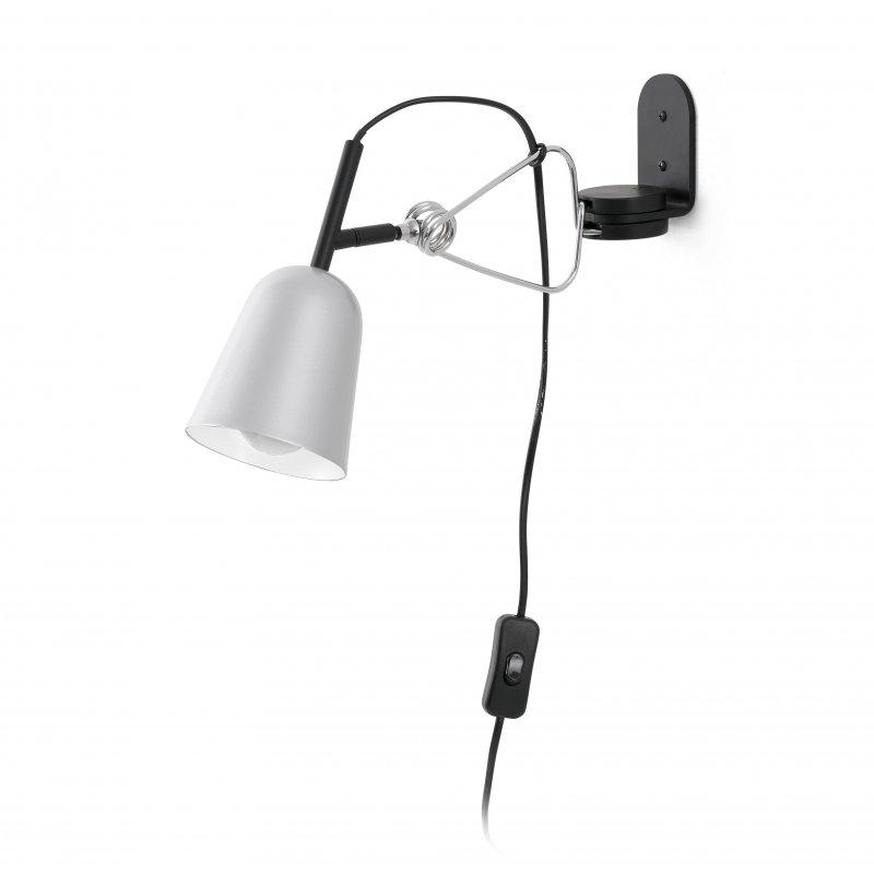 Wall lamp STUDIO Grey