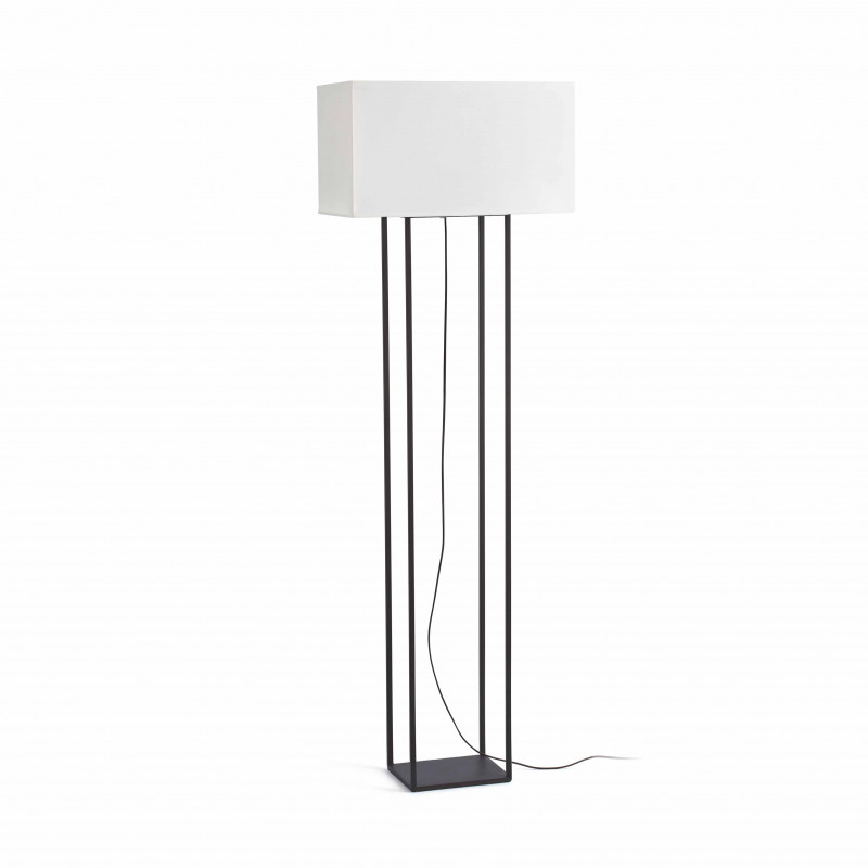 Floor lamp VESPER Brown