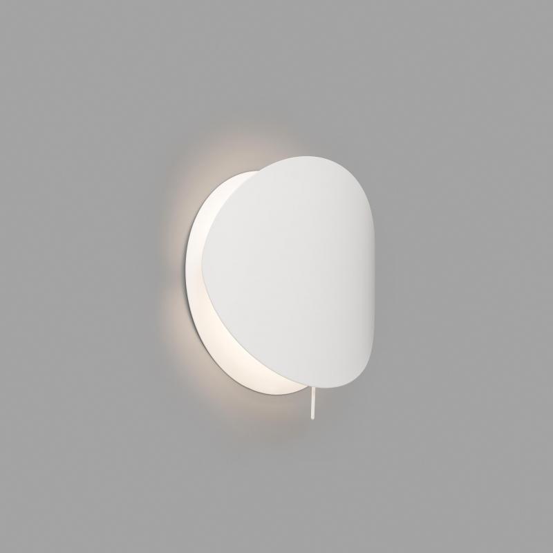 Wall lamp OVO-P White
