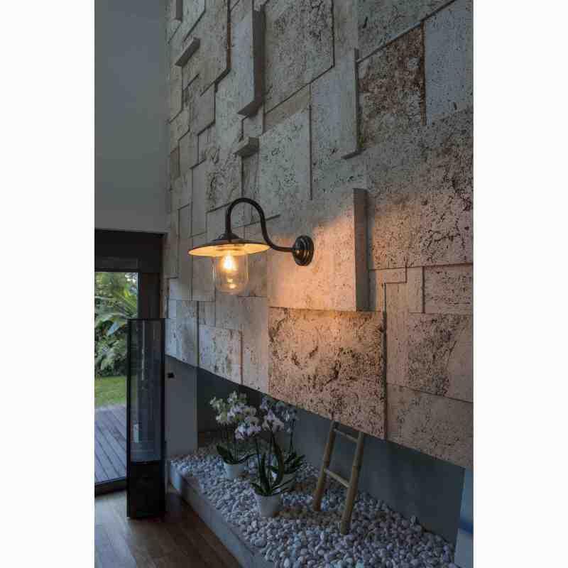Wall lamp HUDSON Blac